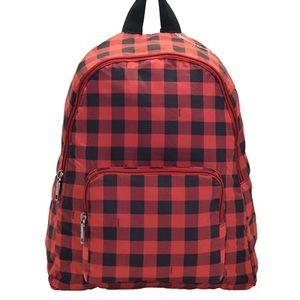 Coach Foldable Backpack